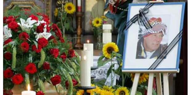 Toni Sailer in Klosterkirche aufgebahrt