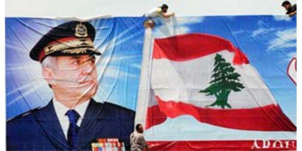 General Sleimane neuer libanesischer Präsident