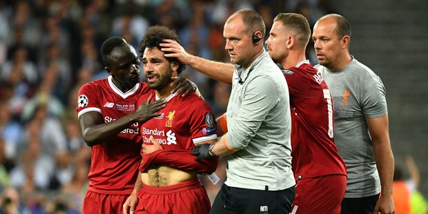 Drama: Liverpool-Star Salah vor WM-Aus