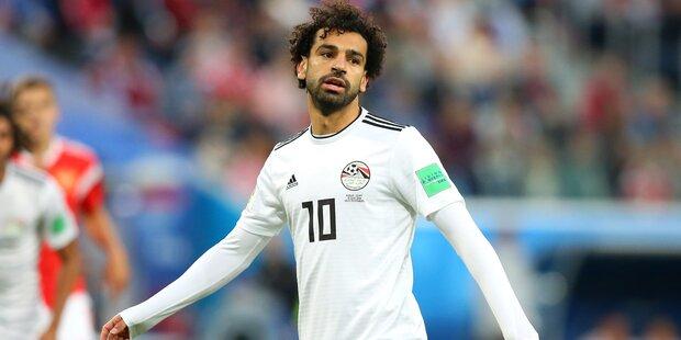 Gewaltherrscher ehrt Ägypten-Star Salah