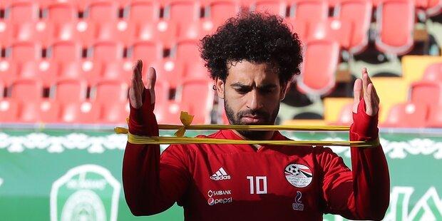 Ägypten-Teamchef löst Salah-Rätsel