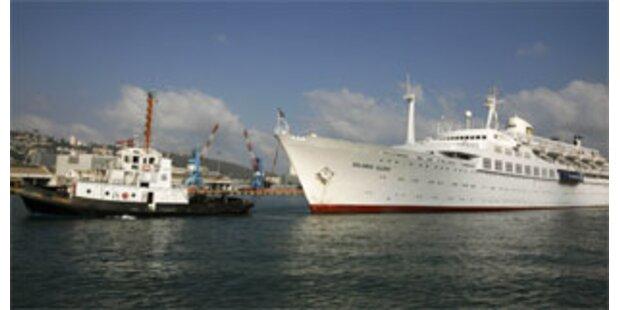 Zwei Tote nach Schiffskollision in Israel