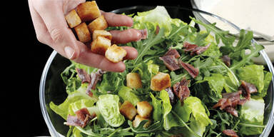 Das gehört nicht in den Salat