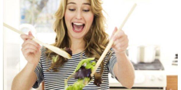 Trend zu gesunder Ernährung