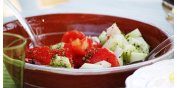 Mediterrane Küche bestens zum Abnehmen