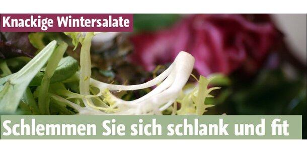 Schlank schlemmen mit Salaten