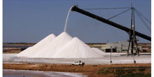Norweger bauen weltweit erstes Salzkraftwerk