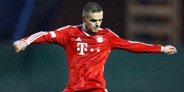 Augsburg stoppte Bayern-Express