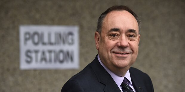 Schottlands Premier tritt ab