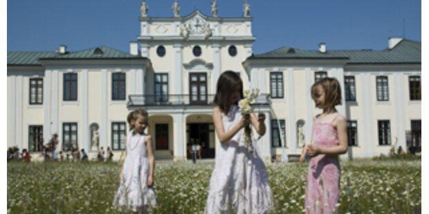 Genießen im Schlosspark