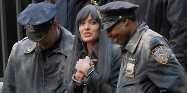Ganz Amerika jagt Angelina Jolie