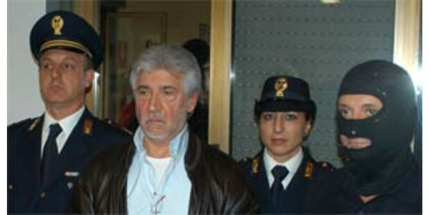 Vier Mafia-Paten auf Sizilien gefasst