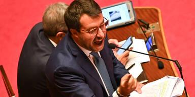 Salvini muss 600 Euro Strafe zahlen