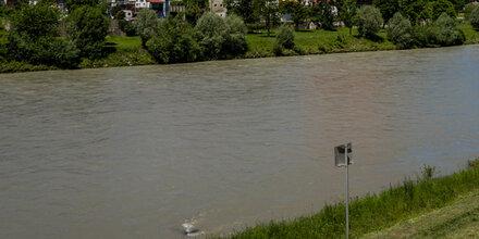 Nach dem Hagel drohen jetzt Überschwemmungen