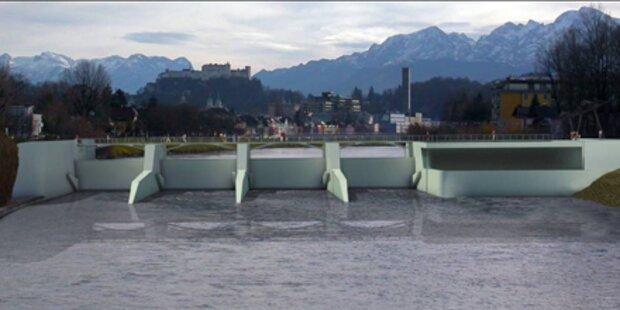 Salzburg AG will neue Wasserkraftwerke