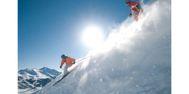 Österreichs beste Skiorte