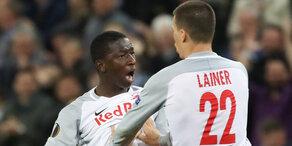 Das sagen Salzburg-Spieler zur Sensation