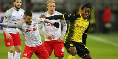 """Bullen"" bezwingen Dortmund"