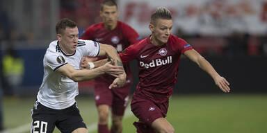 Bullen siegen locker gegen Rosenborg