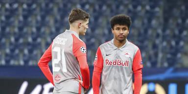 Salzburg verpasst Wunder gegen Atlético