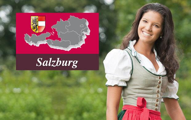 Salzburger Dirndl-Chic