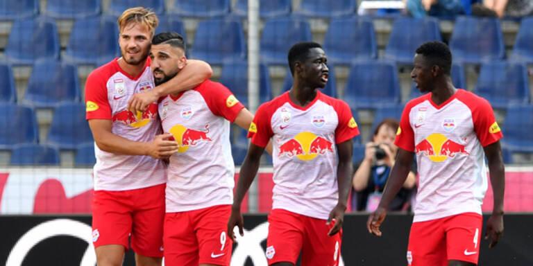 'Wunschspieler': Roma buhlt um Salzburg-Star