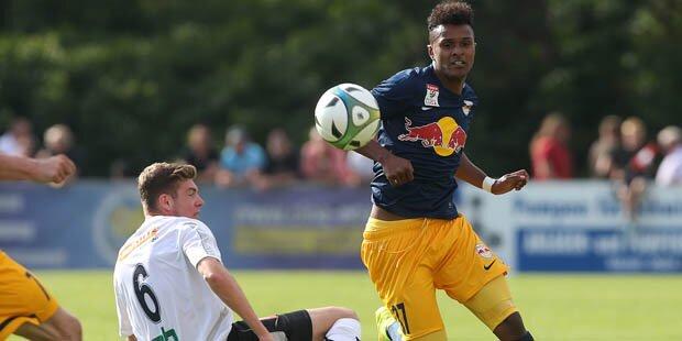 Cup: Salzburg fertigt Sollenau mit 10:1 ab