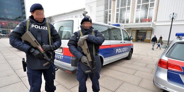 Bombenalarm am Bahnhof Salzburg