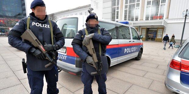 Bomben-Alarm am Salzburger Bahnhof