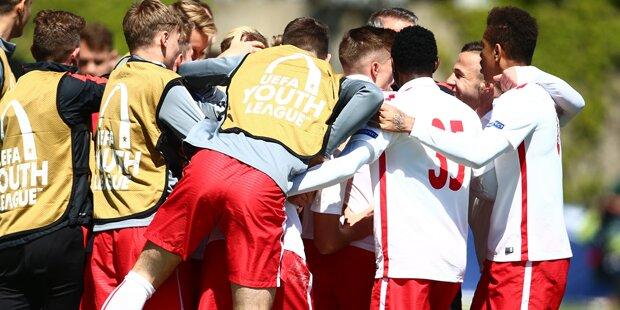 Salzburg schafft Sensation gegen Barca