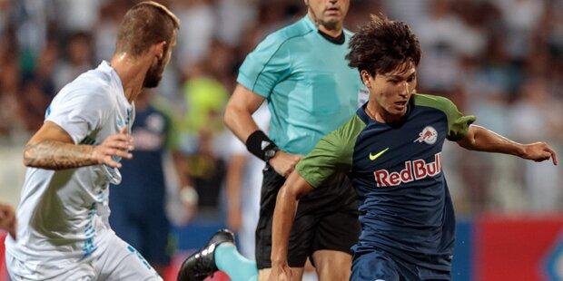 Red Bull Salzburg verpasst Aufstieg