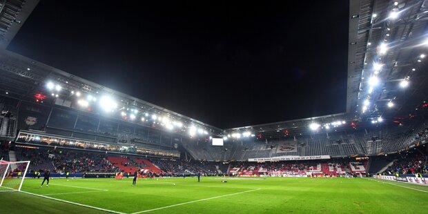 Salzburg-Heimspiel gegen BVB ausverkauft