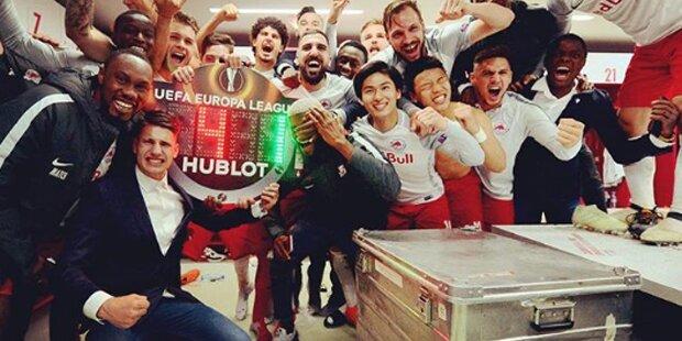 England-Legende jubelt über Salzburg