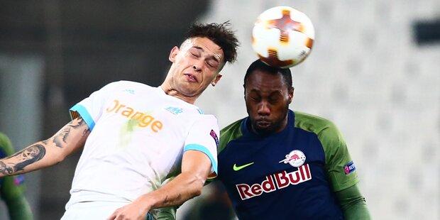 Reaktionen auf Salzburg vs. Marseille