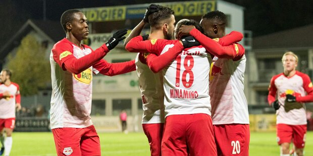 Salzburg & LASK im Cup weiter
