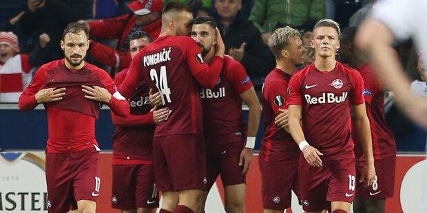 Aufreger: Leipzig angelte nach weiterem Salzburg-Star