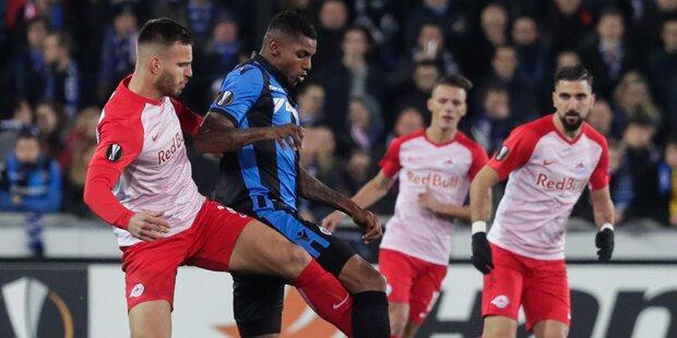 ÖFB-Cup: Salzburg aufgestiegen