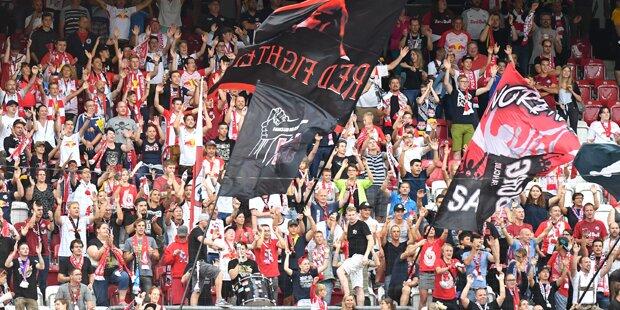 Über 1000 Bullen-Fans nach Liverpool