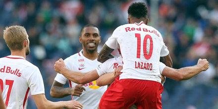 Red Bull Salzburg besiegt Sturm Graz