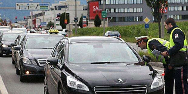 Salzburg: Fahrverbot in Altstadt