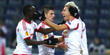 Salzburg gewinnt 3:0