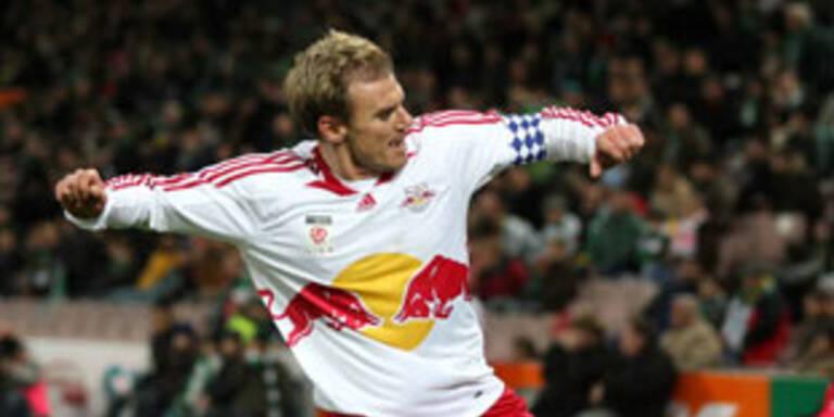 Salzburg macht mit 3:1 bei Rapid Auswärtsmakel gut