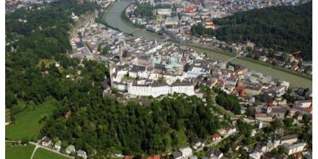 Salzburg mit