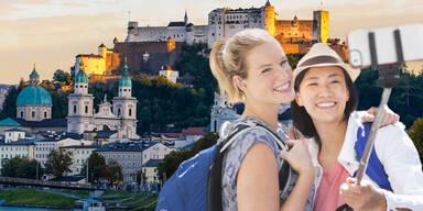 """Salzburg """"weltbeste Stadt"""" für Reisende"""