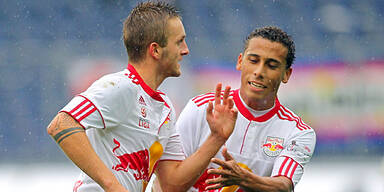 Salzburg egalisiert Startrekord