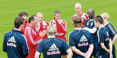 salzburg training
