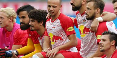 Red Bull Salzburg winken die CL-Millionen