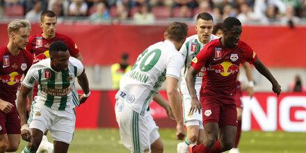 2:0 - Salzburg holt Cup in Final-Fight gegen Rapid