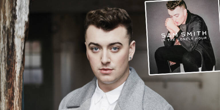 """Sam Smith """"In The Lonely Hour"""""""