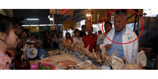 Thailands Premier Samak gibt auf